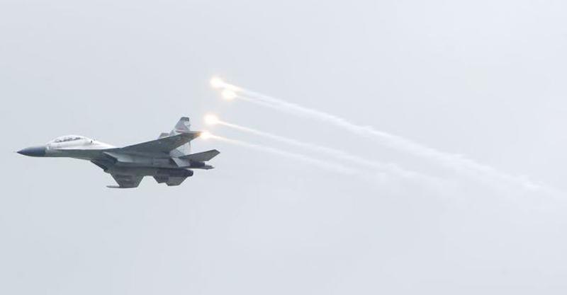 Sukhoi TNI Angkatan Udara