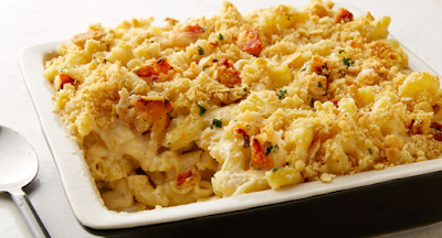 Lobster Mac and Cheese #dinner