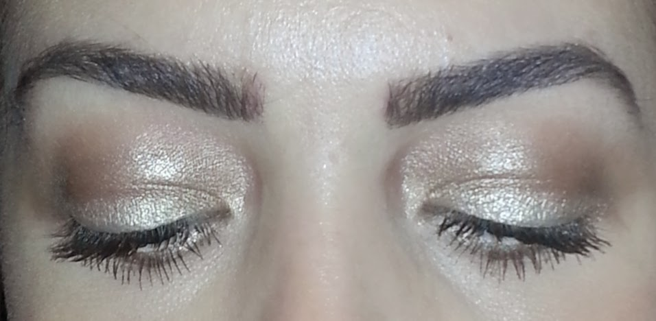 Too Faced Everything Nice Makeup Look 1