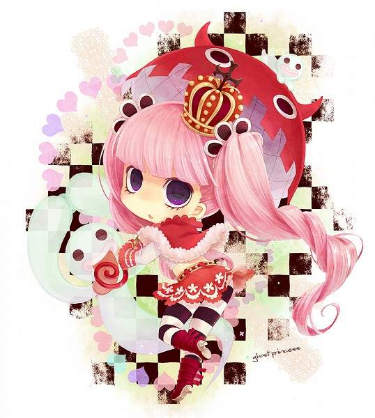 Chibi Character One Piece