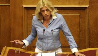 Άννα Καραμανλή : Απαξίωση των ολυμπιακών εγκαταστάσεων από την Κυβέρνηση