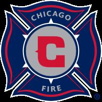 Logo Klub Sepakbola Chicago Fire PNG