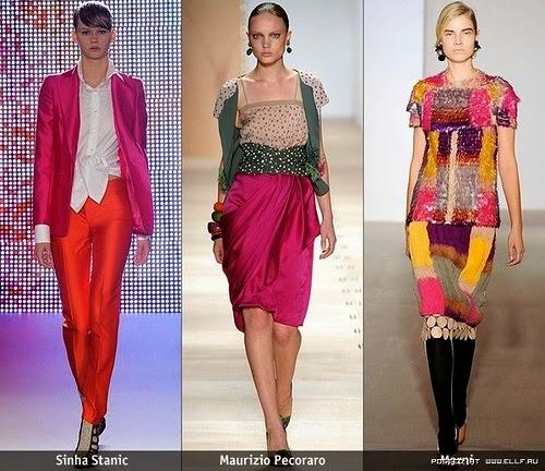 Наглядное пособие сочетаемости цветов и оттенков в одежде