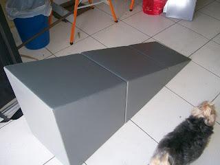 modelos de rampas para cães