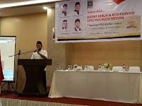 Gelar Rakerda, PKS Medan Fokus Juara 1 pada Pemilu 2019