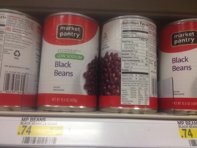 Black Beans, Market Pantry - Target