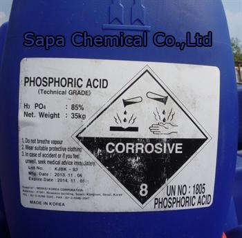ACID PHOSPHORIC, H3PO4
