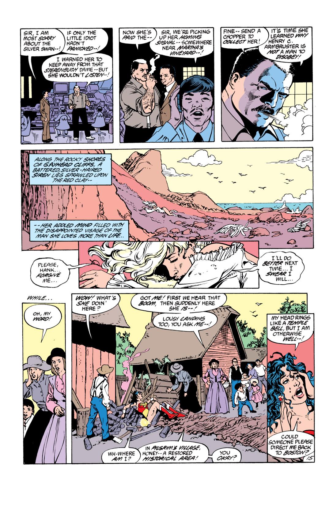 Read online Wonder Woman (1987) comic -  Issue #16 - 16