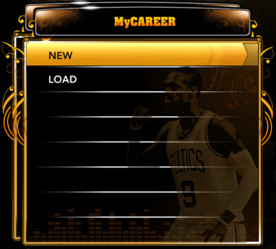 NBA 2K13 Use an NBA star in MyCareer Mode