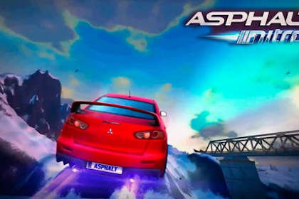 Asphalt Nitro v1.5.0g MOD Apk (Unlimited Money+Stars+Coins)