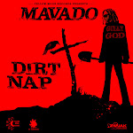 Mavado - Dirt Nap - Single Cover