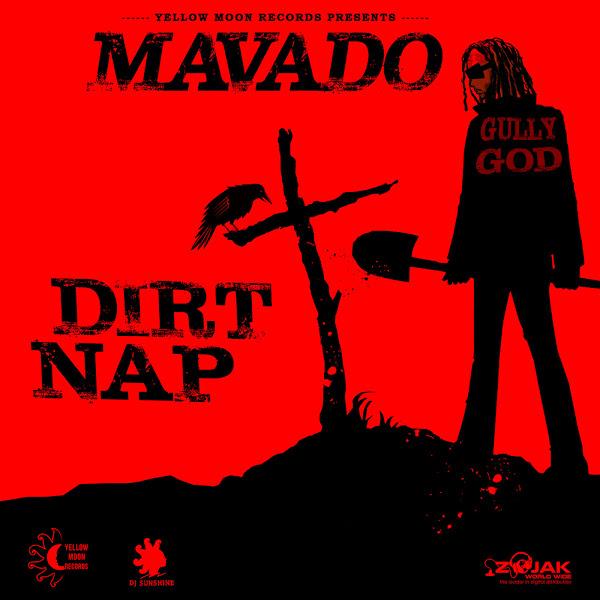 Mavado - Dirt Nap - Single Cover