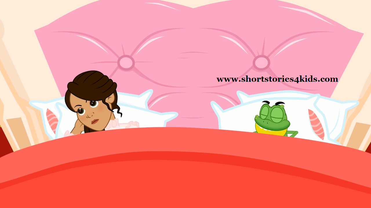 The Frog Prince Short Story For Kids Stories