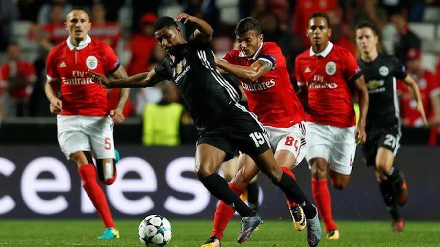 Tundukkan Benfica, MU Raih Kemenangan 1-0