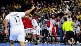 Egypt vs Denmark Highlights Today 21/1/2019 2019 World Men's Handball