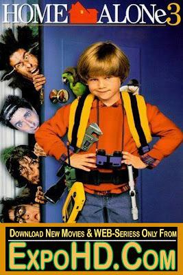 Home Alone 3 1997 BluRay 720p    Dual Audio 480p    1.4G.b [ Watch Online]