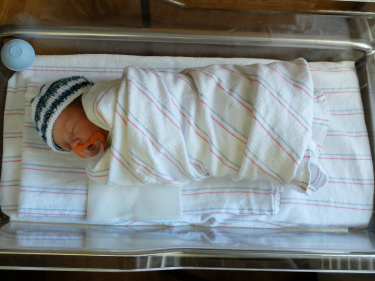 Sweet Turtle Soup - Lincoln's Birth Story | Part Two