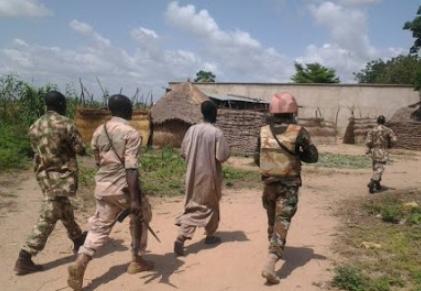 boko haram terrorist kill policeman oye ekiti