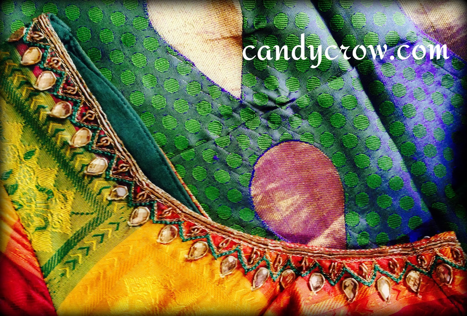 Taking Care of Delicate Sarees