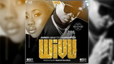 Audio | Amber Lulu Ft Harmonize – WIVU | Mp3 Download