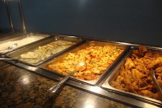 Camila's Restaurant - comida brasileira