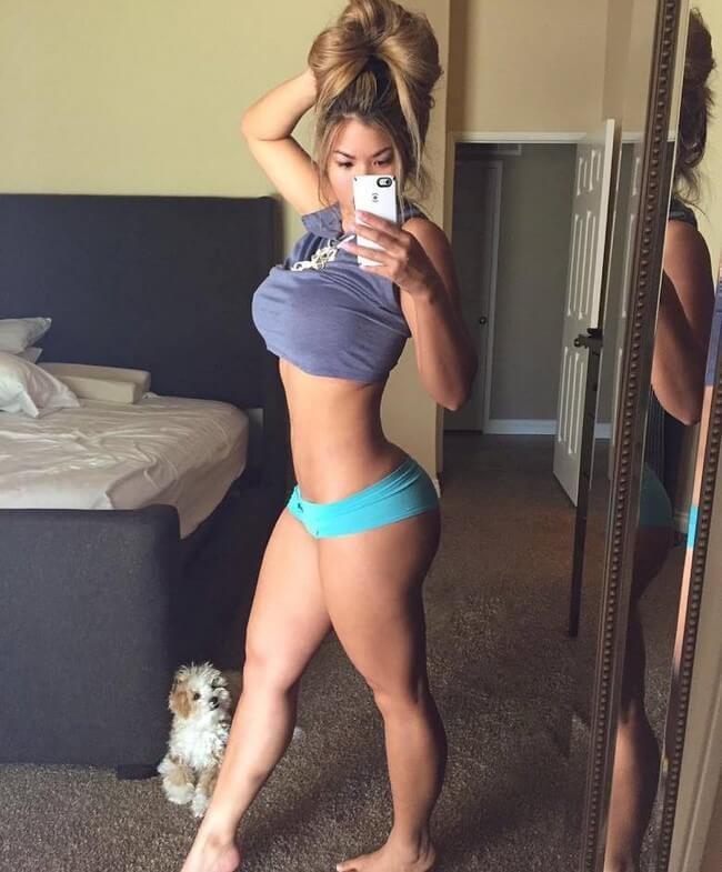 Modelos e musas fitness lindas e sensuais do Instagram