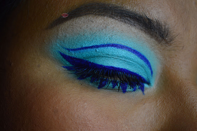 60's twiggy makeup, trends mischief matte, revolution pro, eyeliner extra mat, deborah milano, twiggy transformation