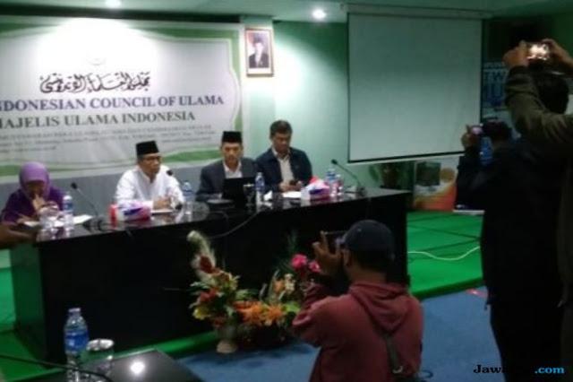 Komisi Fatwa MUI Nyatakan Vaksin Rubella Haram