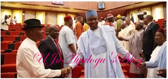 Nigerians senators, House of Reps members earn more than American president in a year - Oyebola