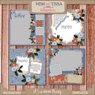Free Templates from Made By Keuntje and Throwing Some Scraps Around