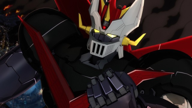 Great Mazinger To Feature In Mazinger Z: Infinity Anime Film.