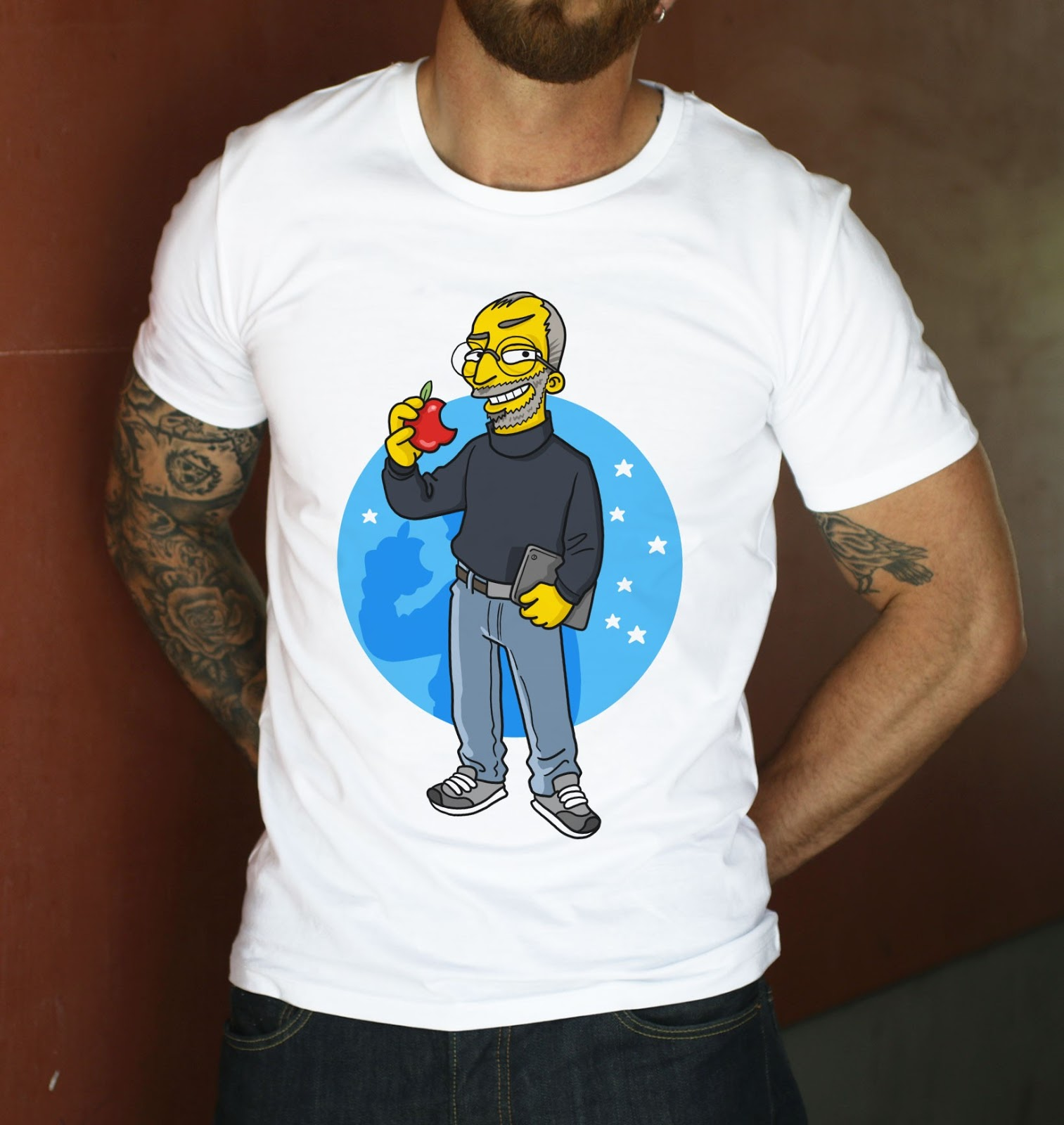 https://grafitee.co/tshirts/steve-jobs-teeshirt