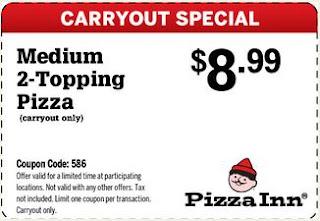 pizza inn online crade and barrel