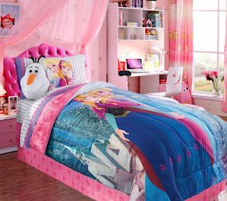 Bedroom Decor Ideas and Designs: Top Disney's Frozen ...