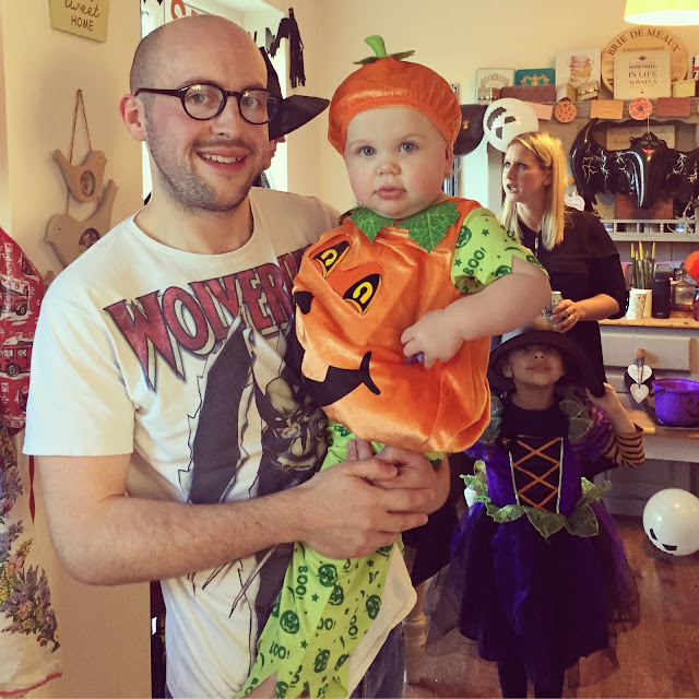 Connie the Pumpkin, Halloween Fancy Dress costume