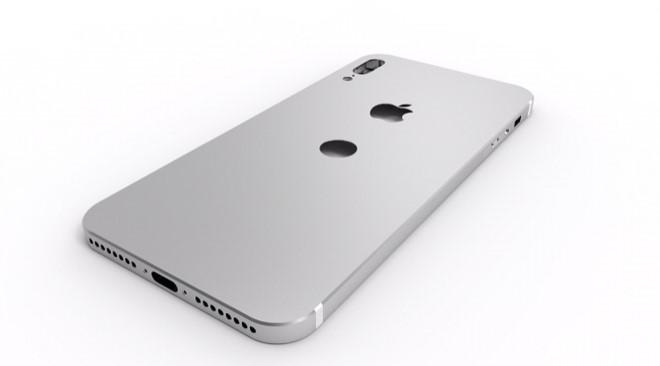 [Sốc] Lộ diện thiết kế iPhone 8, Không khác gì iPhone 5S