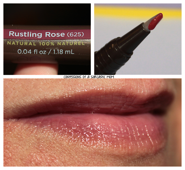 Burt's Bees Tinted Lip Oil in Rustling Rose