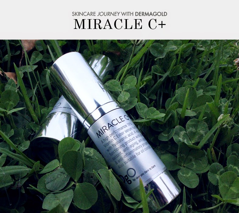 Dermagold: Miracle C+ Review