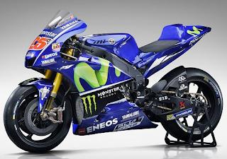 Spesifikasi dan Harga Yamaha  YZR-M1 Valentino Rossi