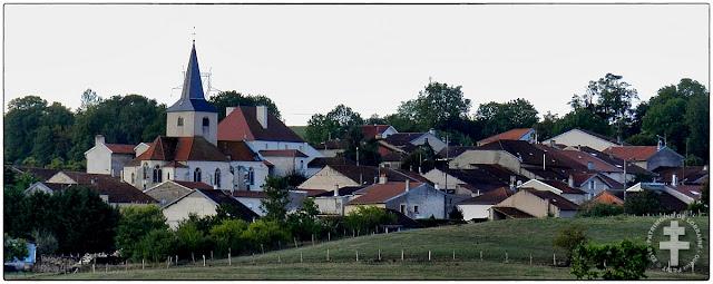 AFFRACOURT (54) - A la découverte du village.