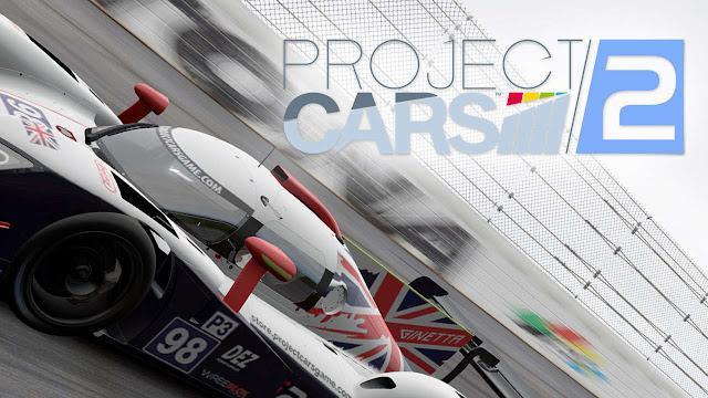 العرض الرسمي للعبة Project CARS 2 في معرض Gamescom 2017