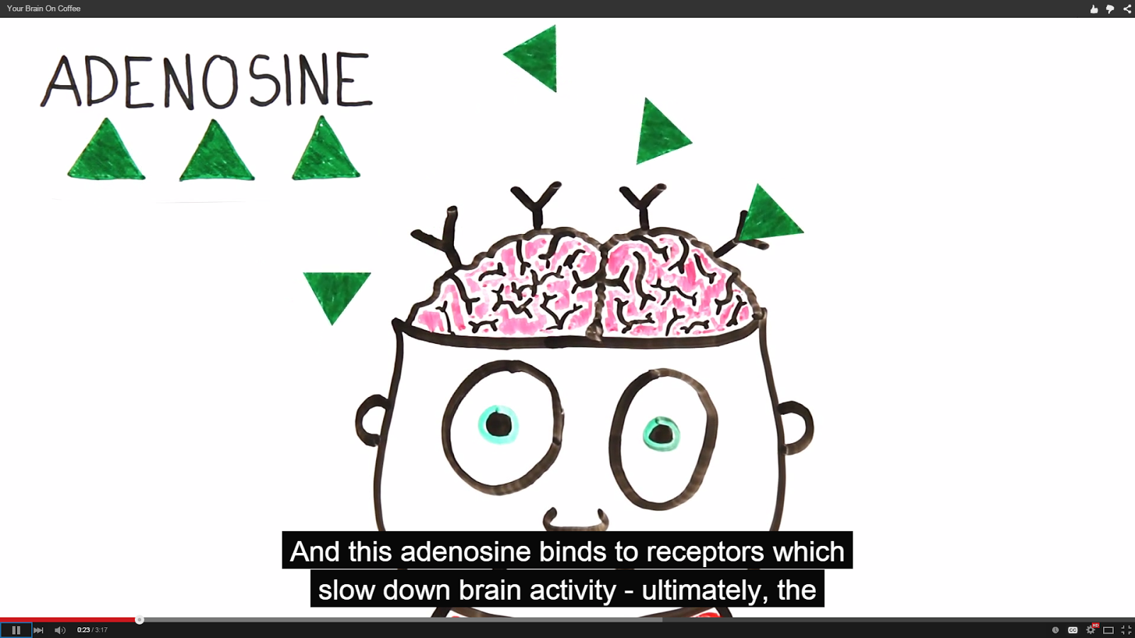 What exactly does coffee do to your brain?   The SS Journal