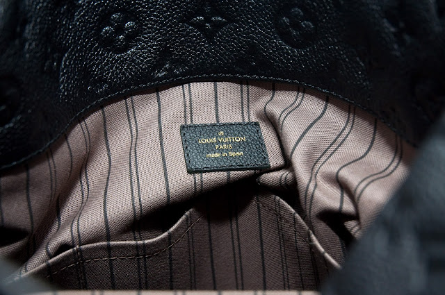 LV Louis Vuitton artsy MM kolor black