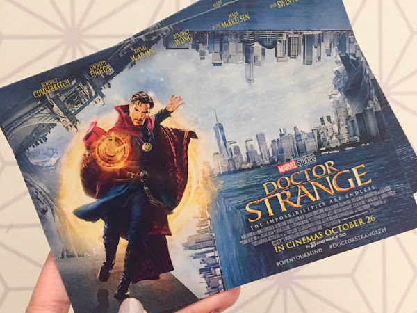 The fantastical Dr. Strange