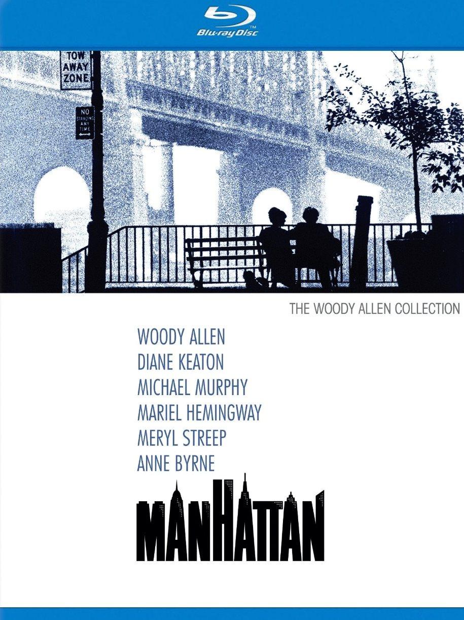 NIXPIX - DVD & BLU-RAY Reviews: MANHATTAN: Blu-ray (UA 1979) MGM/Fox ...