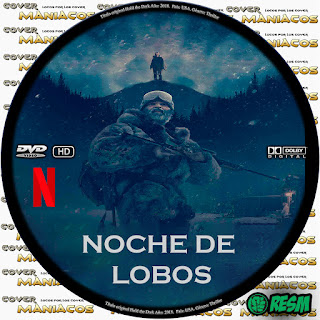 GALLETA NOCHE DE LOBOS 2018 [COVER - DVD]