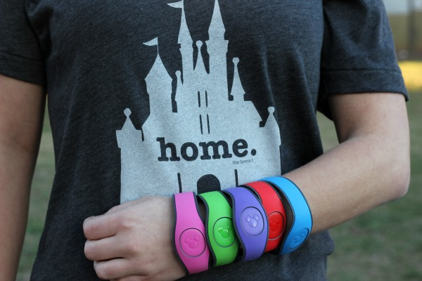 The Home T Disney Castle T-shirt