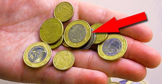 Você pode ter 50 mil no bolso e não sabia: Veja quais são as moedas mais raras e caras
