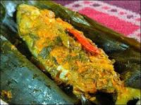 Resep-Cara-Membuat-Pepes-Ikan-Mas-Bumbu-Kuning-Khas-Sunda