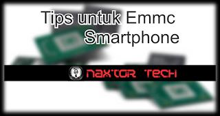 Tips mencegah dan mengatasi kerusakan emmc smartphone